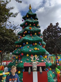 Jingle Your Way to Legoland