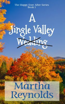 Spotlight Tour & Giveaway: A Jingle Valley Wedding by Martha Reynolds